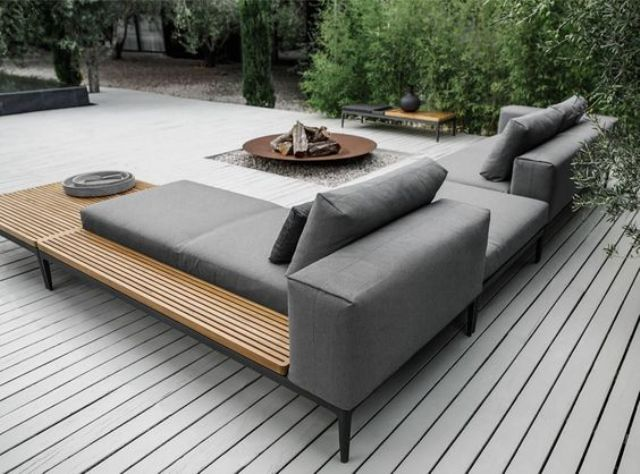 18 Comfy And Stylish Outdoor Seating Ideas - Shelterness