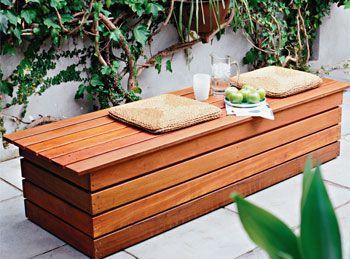 20 Garden Bench Plans You Can Build In A Weekend in 2019 | Garden