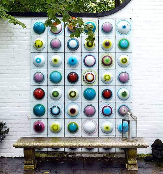 Design Interior. Garden Wall Decor - Best Home Design Interior 2019