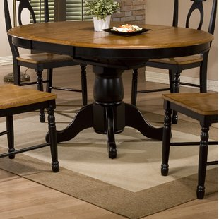 Oval & Round Kitchen & Dining Tables You'll Love | Wayfair