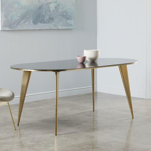 Arden Dining Table - Oval | west elm