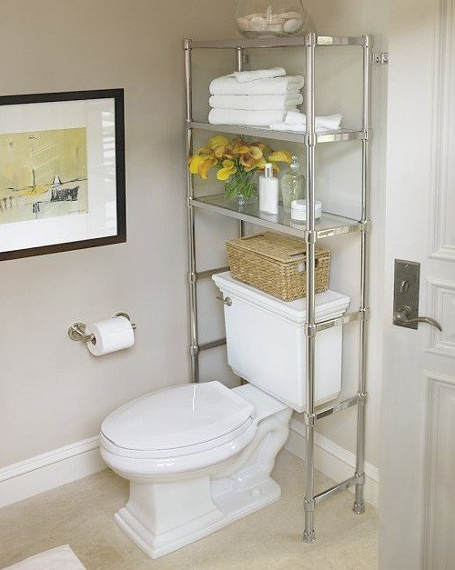 Modern Over The Toilet Storage - Ideas on Foter