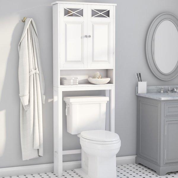 Benefits of Over Toilet   Storage