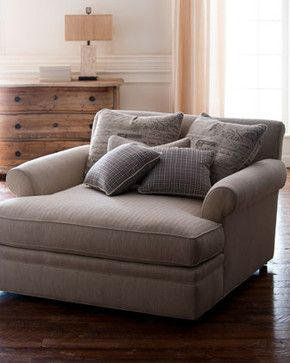 Washington Chaise - traditional - day beds and chaises - - by