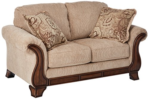 Amazon.com: Ashley Furniture Signature Design - Lanett Loveseat Sofa