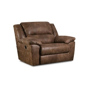 Oversized Camo Recliner | Wayfair
