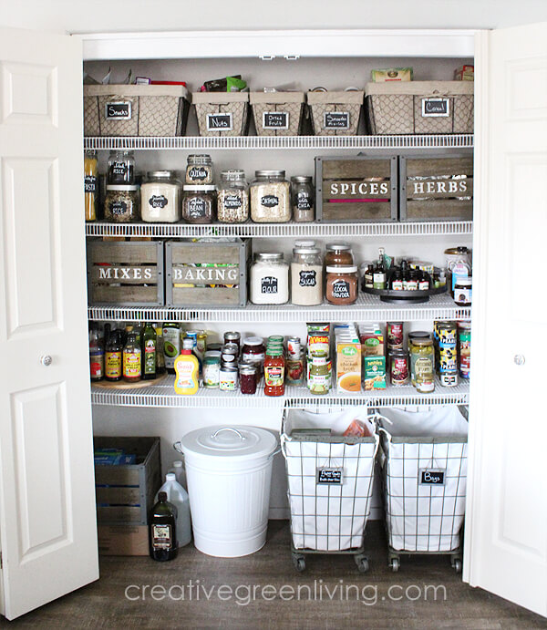 29 Best Pantry Organization Ideas and Designs for 2019