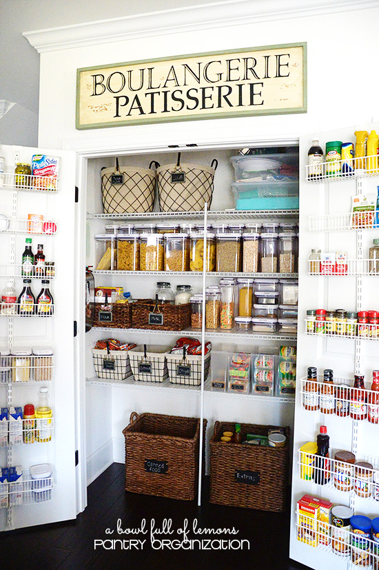 20 Incredible Small Pantry Organization Ideas and Makeovers | The