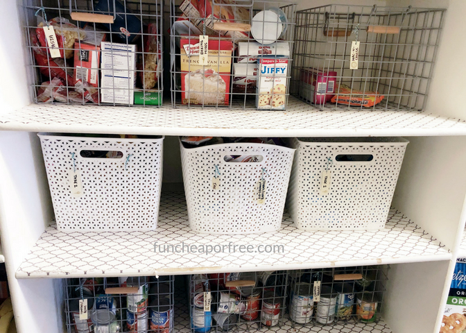 Super Simple Pantry Organization Ideasfor the PRACTICAL family