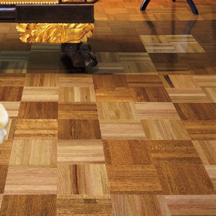 Parquet Flooring You'll Love | Wayfair