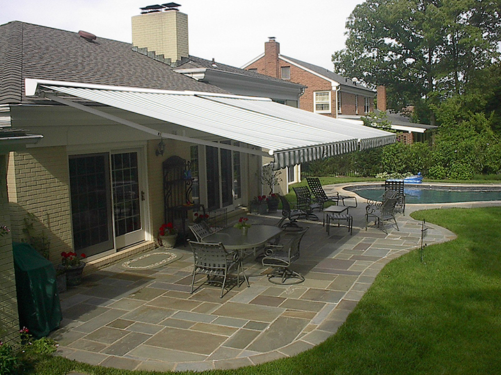 Sunair® Retractable Awnings | Maryland Best Deck & Patio Awnings