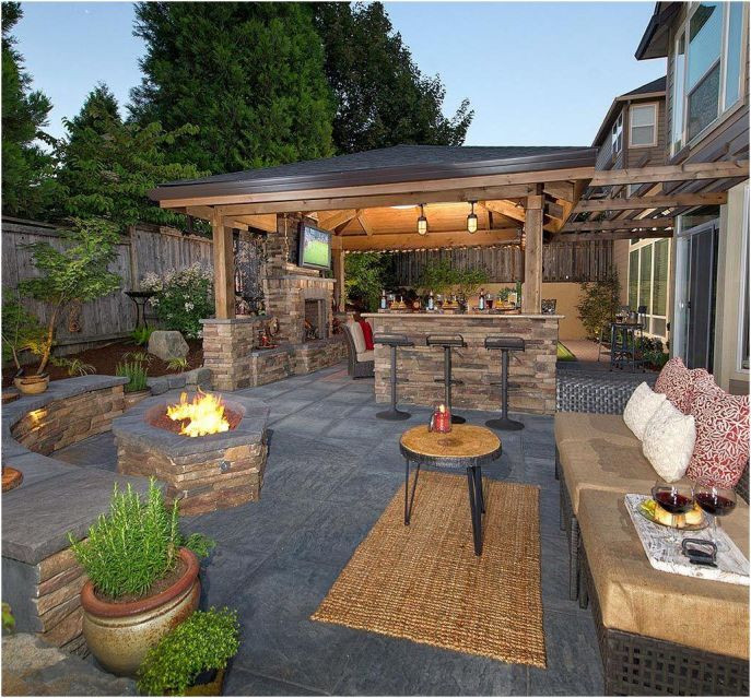 What Is A Patio Design Carehomedecor