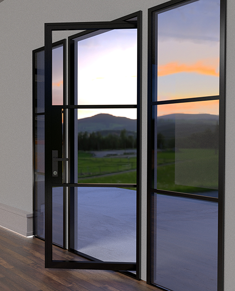 Latest Trends in Patio Doors | WindowCraft