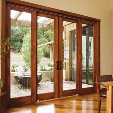 Architect Series Sliding French Patio Doors | Pella