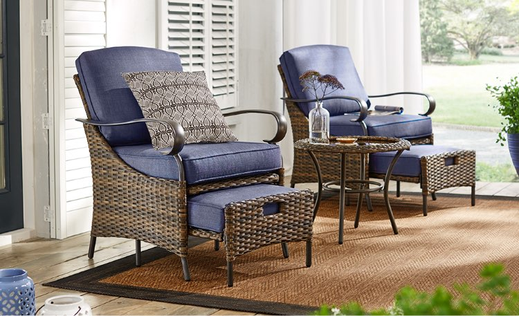 Advantage of using patio sets   in outdoors