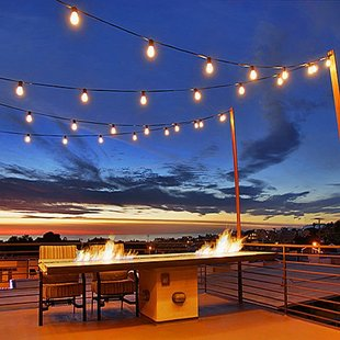 Led Patio String Lights | Wayfair