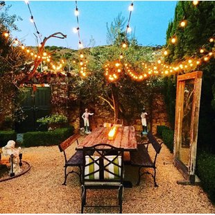 50 Ft Globe String Lights | Wayfair