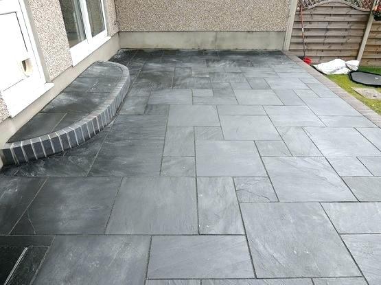 Outdoor Patio Tile Ideas Slate Tiles Best Flooring Floor For Decor 5