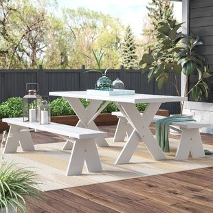 Picnic Tables You'll Love | Wayfair