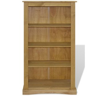 Solid Pine Bookcase | Wayfair.co.uk