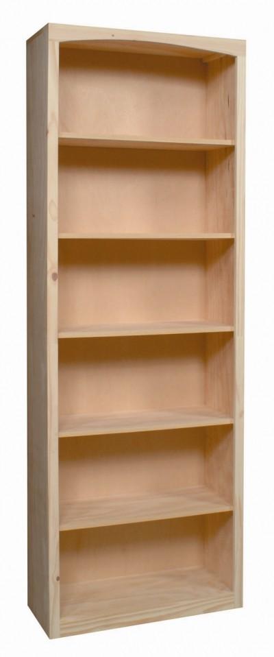 Pine Bookcase 30