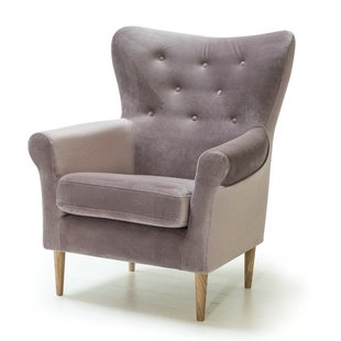 Pale Pink Armchair | Wayfair.co.uk