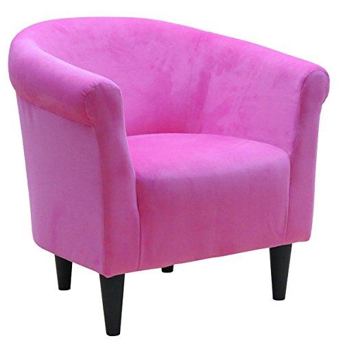 Pink Armchair: Amazon.com
