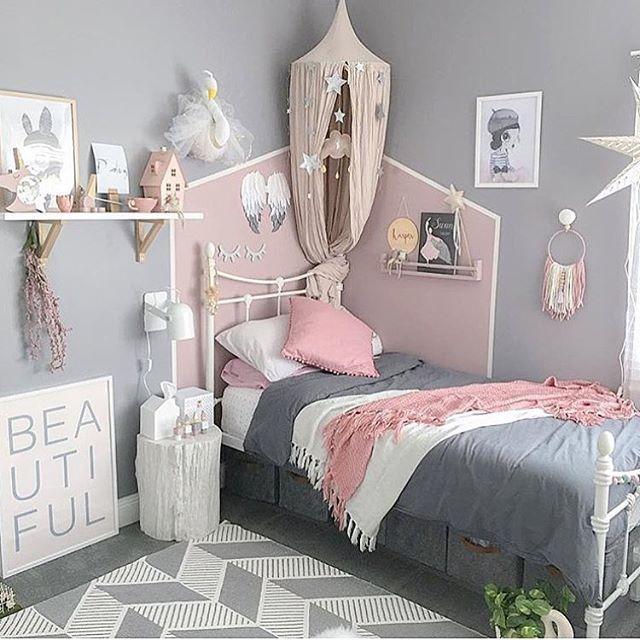 girls bedroom ideas; girls rooms; kids bedrooms; toddler bedrooms
