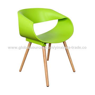 China Regal plastic chairs, new design garden chair, plastic