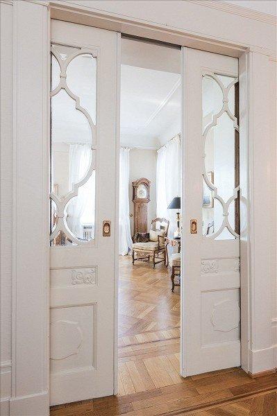 Stylish Pocket Doors - Dig This Design