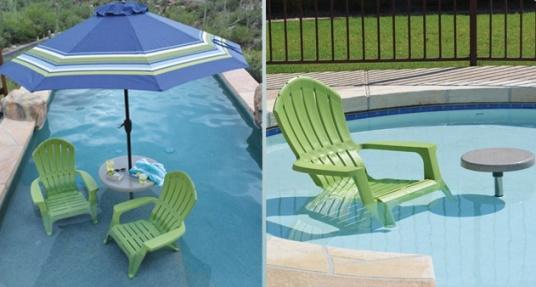 In-Pool Furniture
