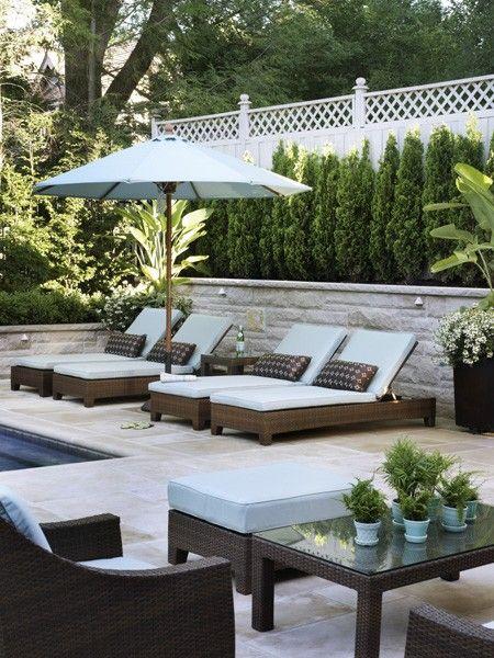 33 Inspiring Backyards | PoolsILove | Pinterest | Backyard house