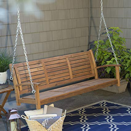 Bring back the fun using porch   swings
