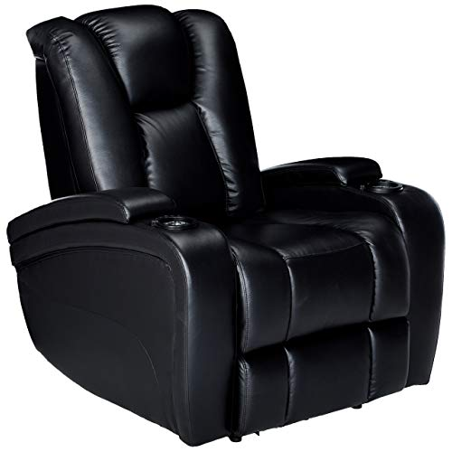 Leather Power Recliner: Amazon.com