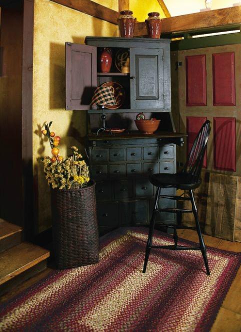 Farmhouse Friday - Primitive Decor | Knick of Time