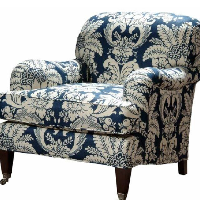 Pretty printed chair | For the Home | Pinterest | Room ideas, Living