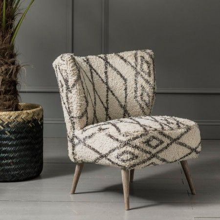 Mina Printed Chair | architecture | Pinterest | Chair, Armchair and