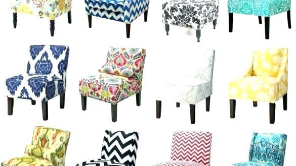 Floral Armchair Chairs On Sale Slipper Chair Print Retro Weymand