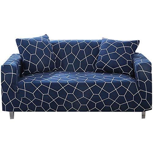 Amazon.com: FORCHEER Stretch Sofa Slipcover Printed Spandex Loveseat