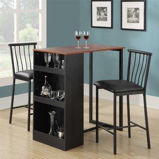 Pub Table Chairs   Wayfair