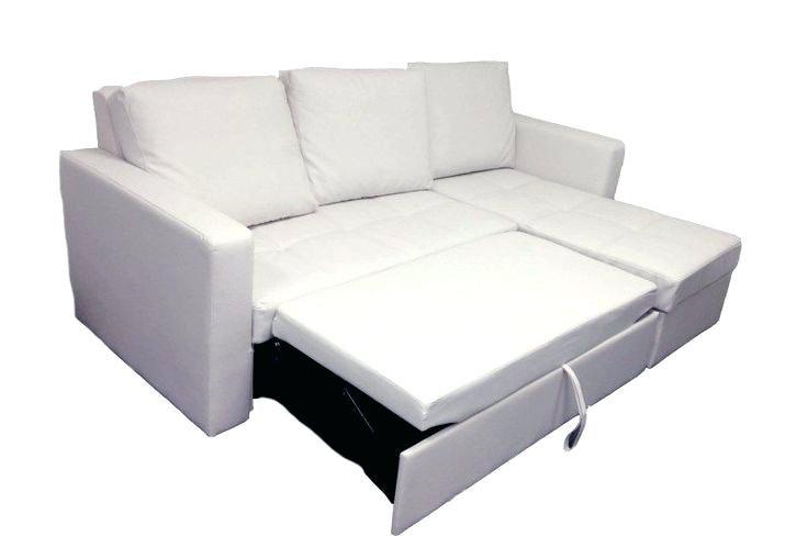 Wonderful Black Leather Pull Out Sofa In Sleeper Sectional Queen