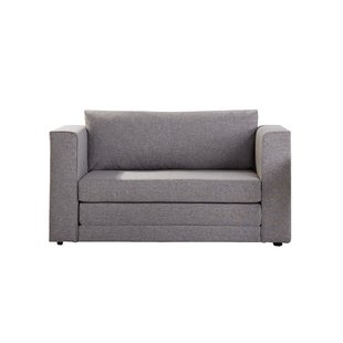 Modern & Contemporary Pull Out Loveseat Sofa Bed | AllModern