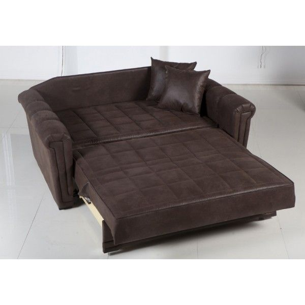 Loveseat Sleeper   Victoria Andre Pull-Out Loveseat Sleeper with