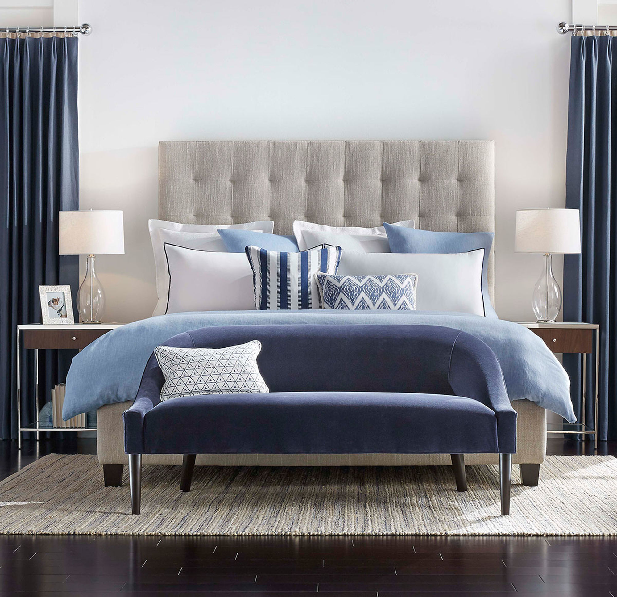 Make your bedroom a place of extreme comfort with a quality bedroom sofa