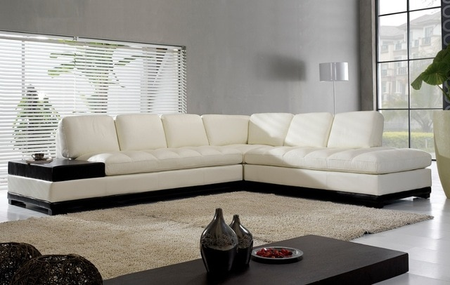 High quality living room sofa in promotion/real leather sofa
