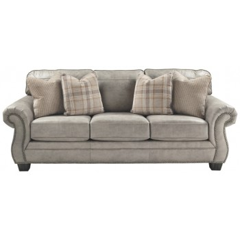 Olsberg - Steel - Queen Sofa Sleeper | 4870139 | Sleeper Sofas