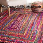 Rag rugs: long lasting and   lovely