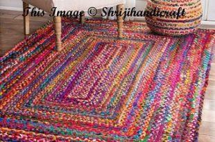 Rag rug | Etsy