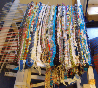 Rag rugs: woven, braided, knit, crochet, prodded u2014 Home Things Past