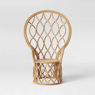 Peacock Rattan Chair Natural - Opalhouse™ : Target